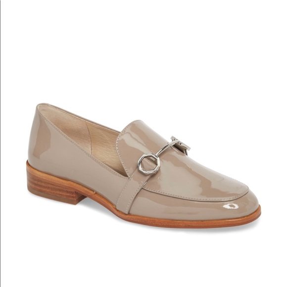 Louise Et Cie Bayne Loafer Nude Patent